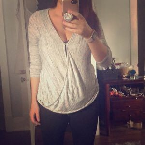 Jessica Simpson Tops - Bundle of 2 Jessica Simpson nursing tops/ shirts